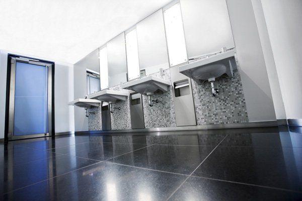 commercial restroom design - Google Search