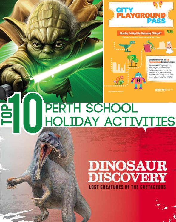 Top 10 Things to Do in Perth - April School Holidays | Childhood101