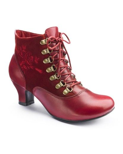 Wide Fitting Lace Up Boots| Hush Puppies Ankle Boots-widefitting.co.uk-HUSH PUPPIES!!!?!?! These are gorgeous!