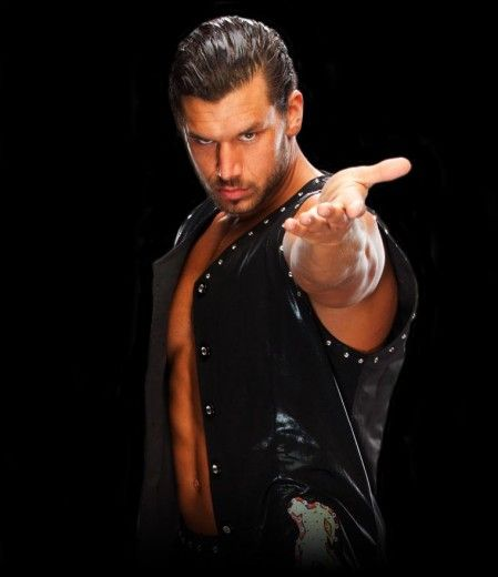 WWE Wrestler Fandango