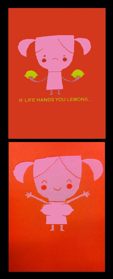 This made me laugh too hard not to re-pin! When life gives you lemons.