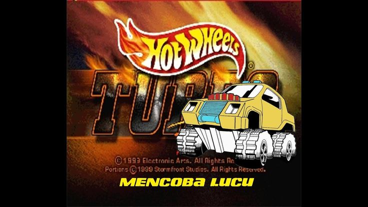Ngegames Hot Wheels