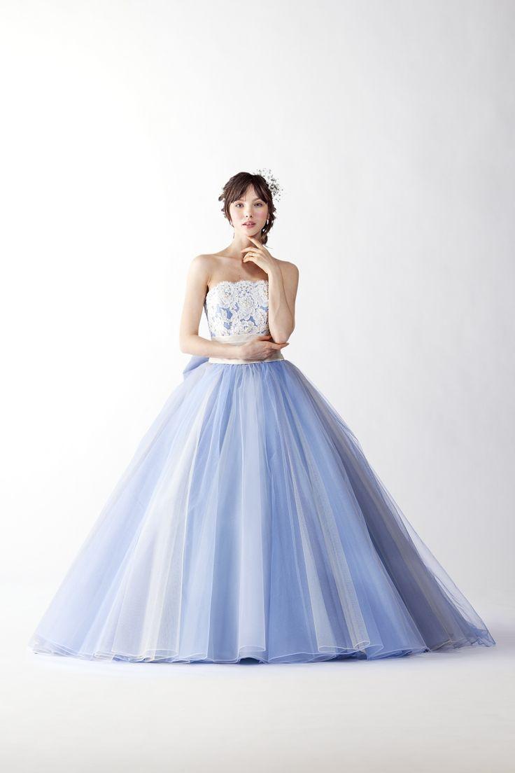 カラードレス|Vieux Paris【ヴュ・パリ】|結婚式のウェディングドレス、カラードレス、和装のレンタルならヴュ・パリ                                                                                                                                                                                 もっと見る