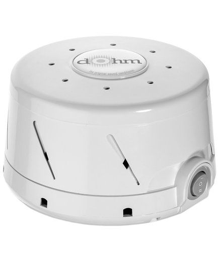 Marpac Dohm-DS All Natural Sound Machine | As magazine editors, lots of products—from makeup and hair tools, to cleaning supplies and organizational products, to gardening gadgets and even toilet paper (yes, toilet paper!)—make their way across our desks. Some fall flat, others generate temporary buzz, and a select few become staples in our lives. And when we realized that some of these products have become items we simply cannot live without, we knew it was time to share the wealth with our