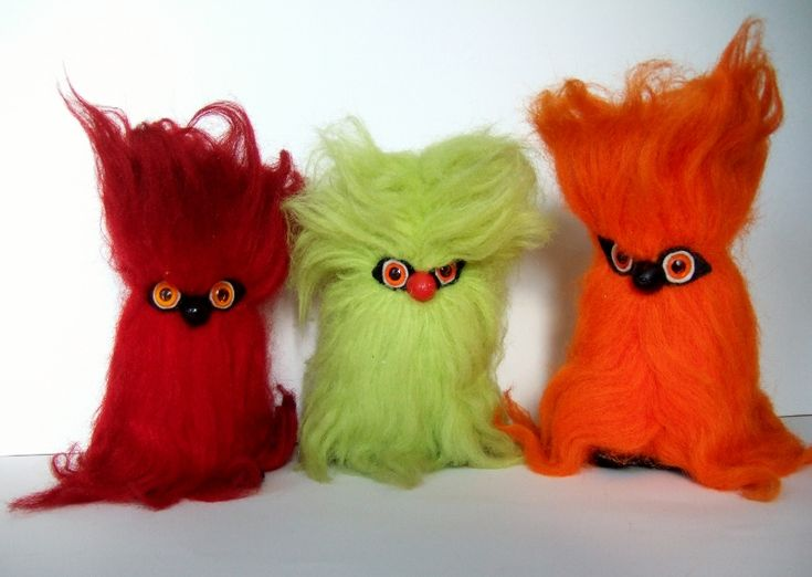 Do you remember gonks? If you were young in the 1960s or 1970s you probably had some sort of gonk. There was nearly always a gonk on the co...