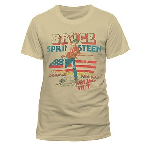 Bruce Springsteen USA Tour 85 New Jersey Concert T Shirt re Print | eBay