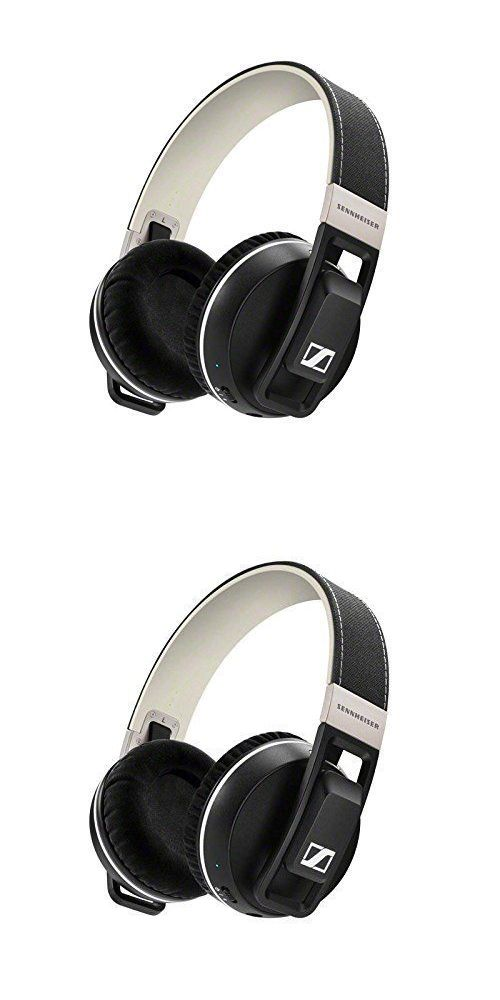 Headsets and Earpieces: Sennheiser Urbanite Xl Wireless Bluetooth Headphone (Black) New Opened Box BUY IT NOW ONLY: $149.99