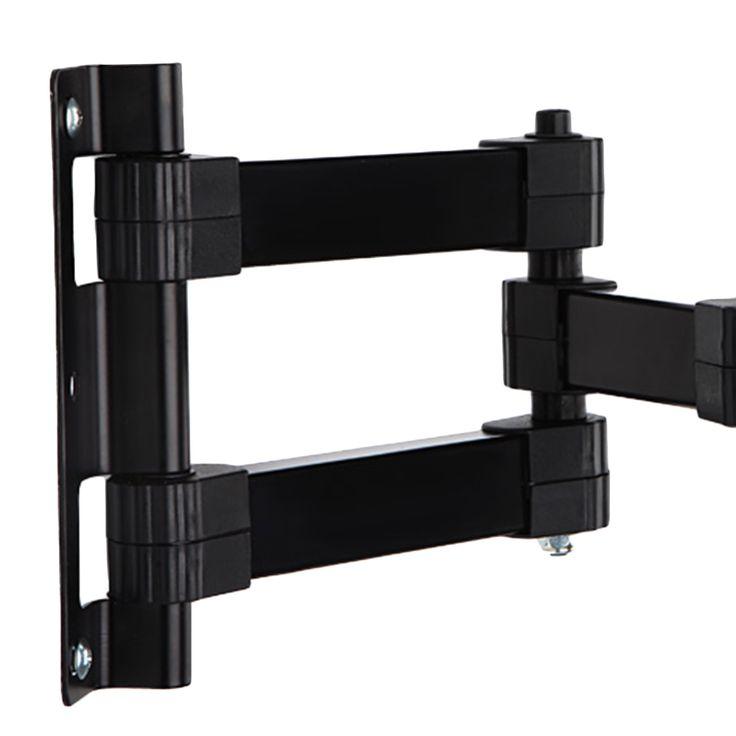 TV Wall Mount Bracket Swivel Tilt For 14-42 inch Screen