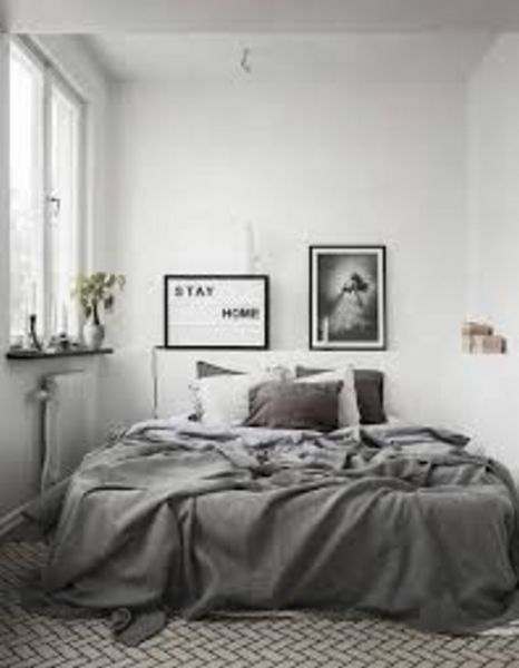 15 Inspirational Minimal Bedrooms for a Relaxing Sleep