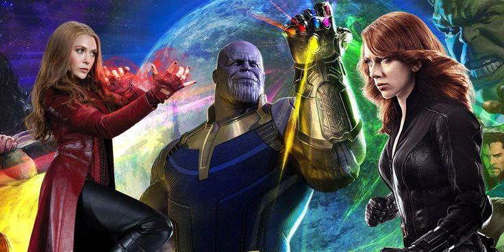 Avengers 4: Scarlett Johansson & Elizabeth Olsen Are Done Filming