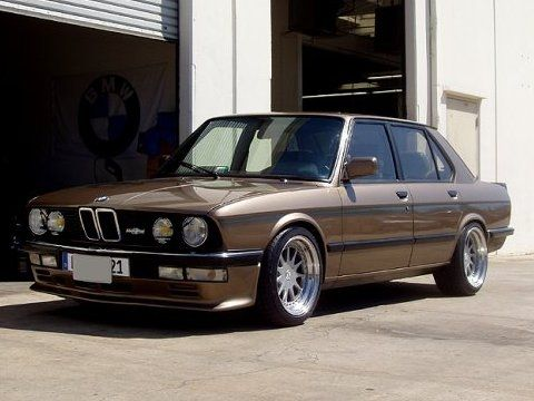 1985 bmw   318i slammed   | Beautifully Restored 1987 Hartge H5S on BringATrailer.com