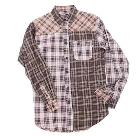Feltraiger flannel: adventurous checks for dudes