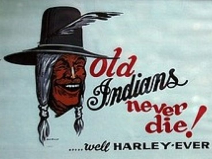 Old Indian promo