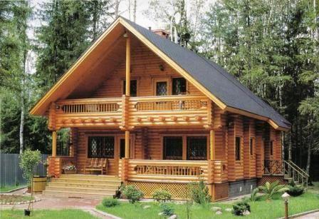 Construccion de casas cabaÑas madera costa rica y mas en cualquier ...