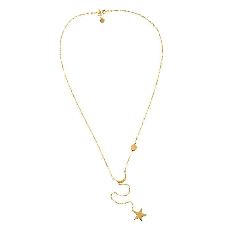 YC Jewels by Yolanthe Cabau - YC Signature Star Necklace - YCJ5004 - YC Jewels