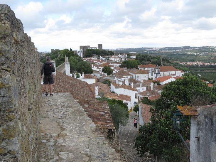 Castelo de Óbidos in Óbidos, Leiria