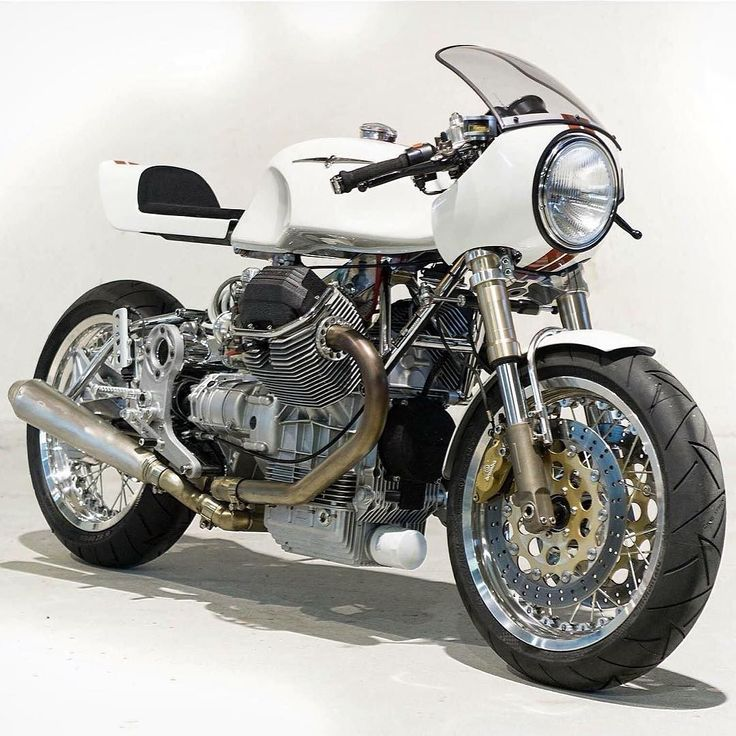 OVERBOLD MOTOR CO. — @caferacergram by CAFE RACER ...