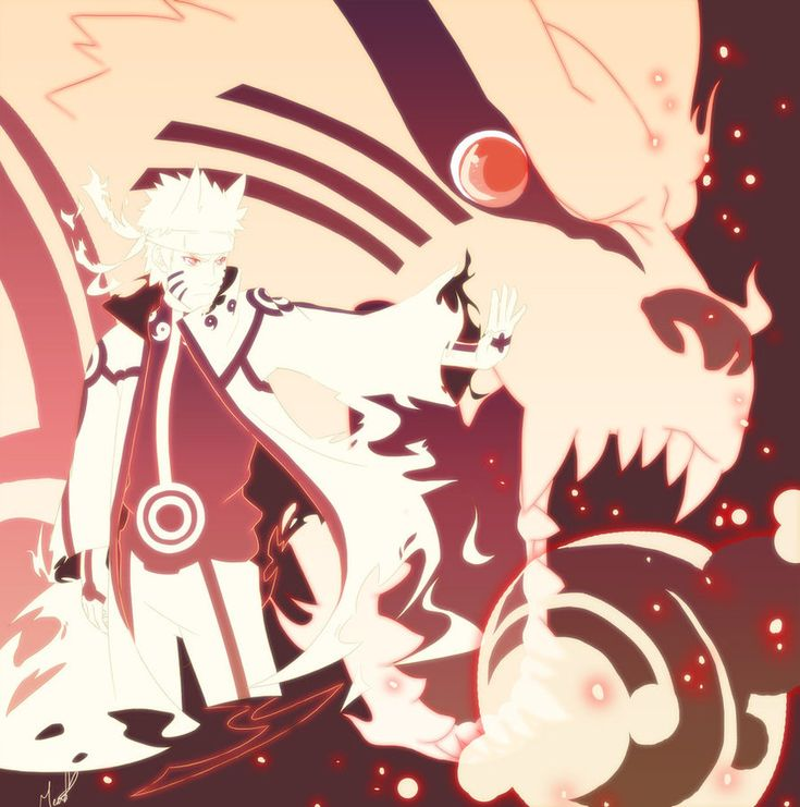 Jinchuuriki Awakening by NightLiight on DeviantArt   Anime, Anime naruto, Naruto wallpaper
