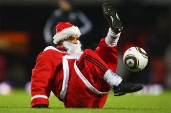 Boxing Day football: Chelsea kick off full festive fixture program http://www.bbc.com/sport/0/football/30580757