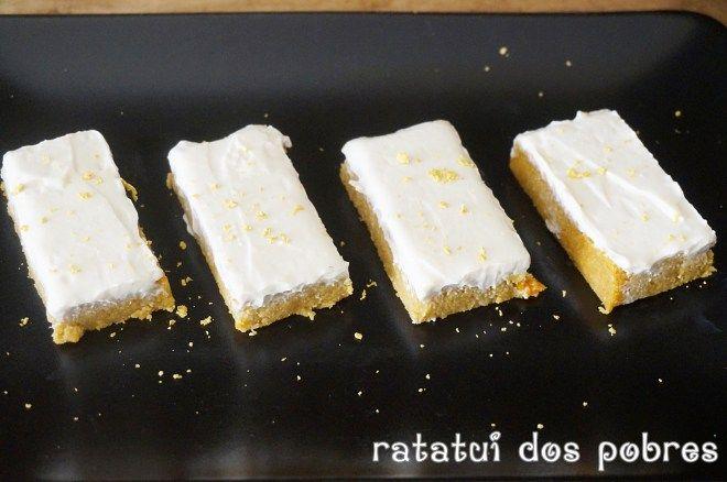 Barritas proteicas de cenoura   ratatui dos pobres