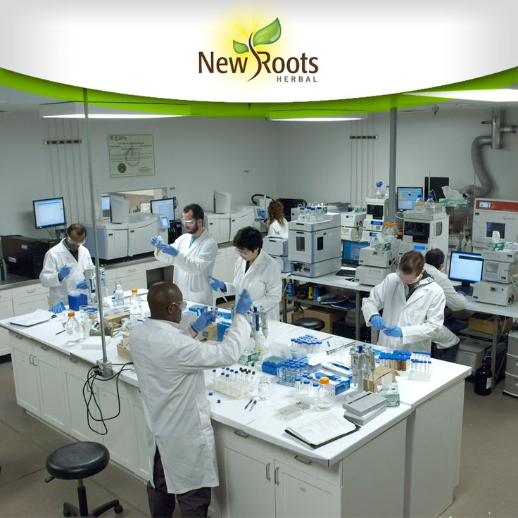 We are the only Canadian manufacturer of natural health products with an in-house ISO 17025 accredited laboratory, NHP Laboratories. #LabFacts