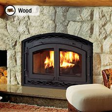 Wood Burning Fireplace Inserts Fireplace Fronts And Wood