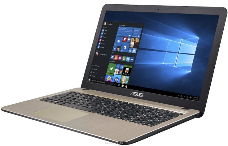 Asus VivoBook X540SA, Chocolate Black (90NB0B31-M00730)