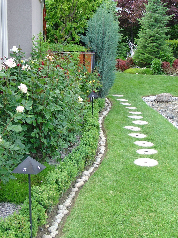 1000 ideas about rock edging on pinterest landscape edging sunflower seedlings and walkways. Black Bedroom Furniture Sets. Home Design Ideas