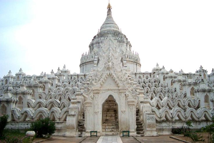 #Hsinbyume #Pagoda #Myanmar