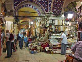 De grote bazaar