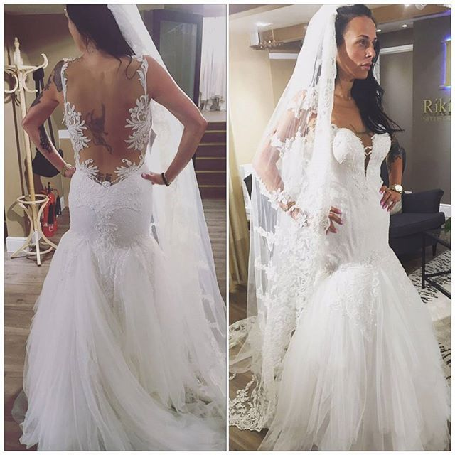 Wedding dresses london w1k