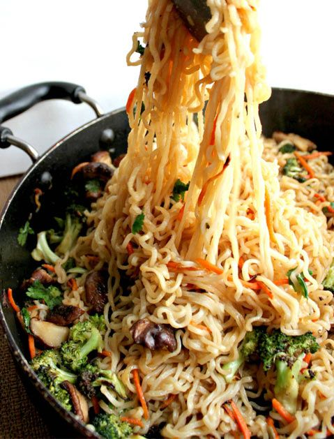 8 Ways to Turn Instant Ramen into a Gourmet Meal