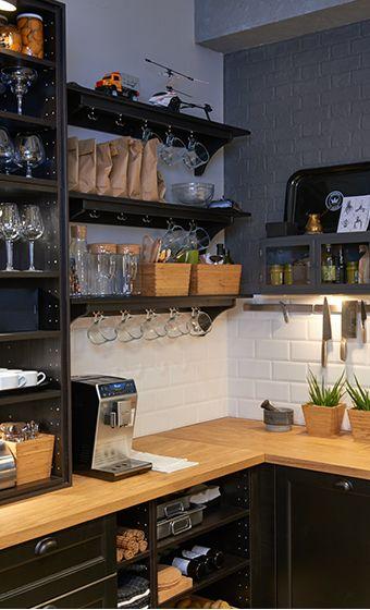 363 best Kuchyňa images on Pinterest Kitchens, Kitchen islands - udden küche ikea