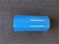 Full Round Foam Roller - 12 inches Foam rollers are increasing in popularity in both yoga and Pilates circles, because they effectively increase core strength, balance and flexibility. All of this benefit in one little roller! People who are practicing restorative yoga or other rehabilitation exercises find that using the full-round PE Foam Roller enables them to maximize stretching and strength-building.