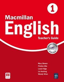 Macmillan English 1 Teacher