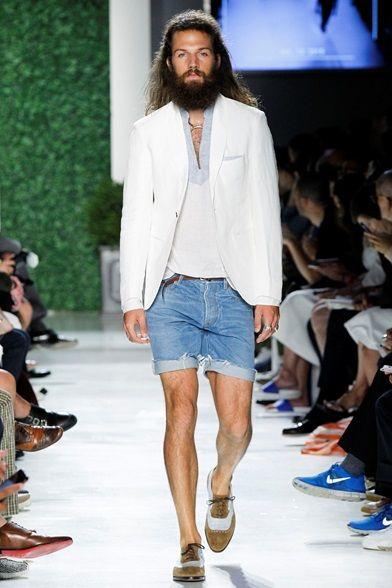 Sfilata Moda Uomo Michael Bastian New York - Primavera Estate 2016 - Vogue