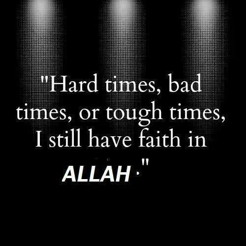 Faith Inspirational Quotes For Difficult Times: 280 Best Images About Values Of Islam On Pinterest