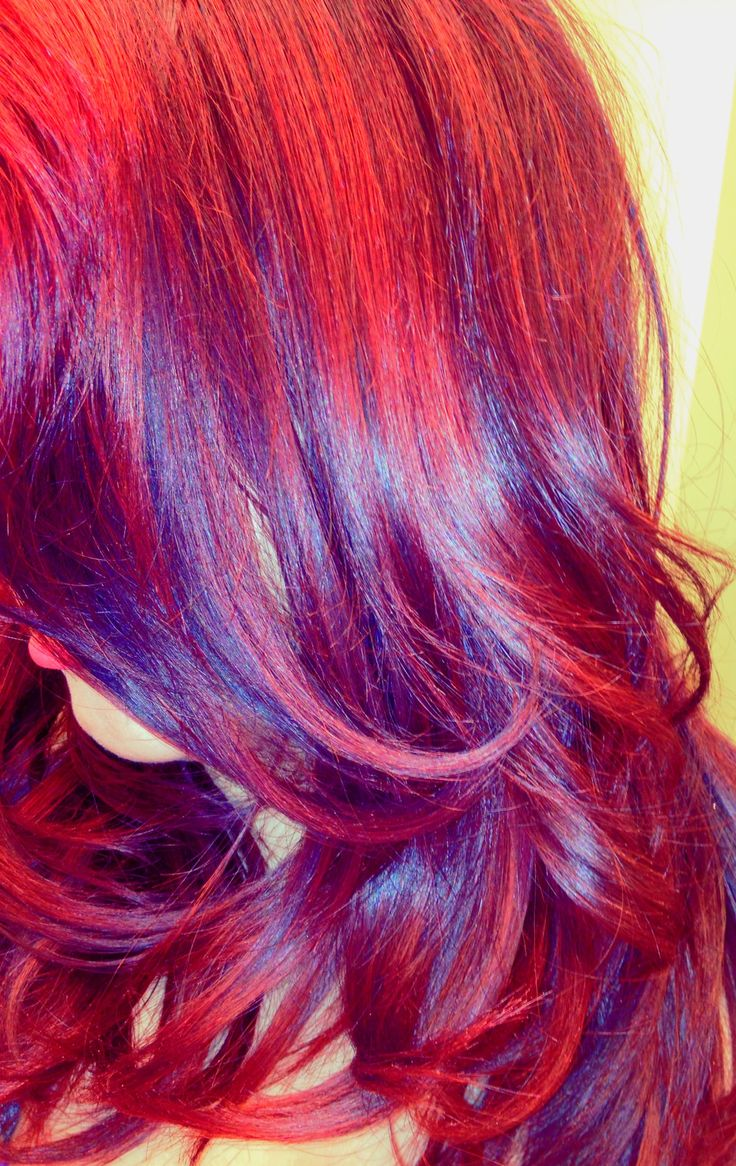Multi Tones Of Red Hair Melissa Olson I Might Need You To Do This For Me Som