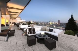 Best roof top bar in london
