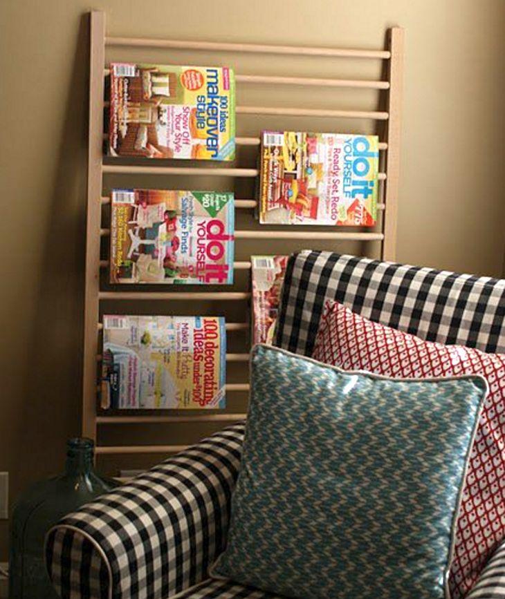 Bébé a grandi! Et papa a eu une idée géniale pour réutiliser le lit... Dans la cuisine!! - Bricolages - Des bricolages géniaux à réaliser avec vos enfants - Trucs et Bricolages - Fallait y penser !