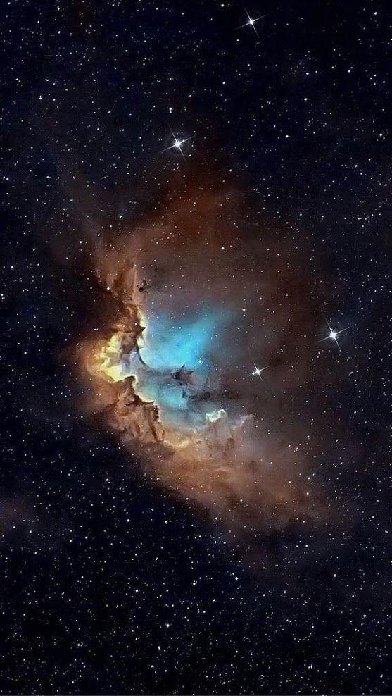 #NGC7380 #WizardNebula by Simon Addis