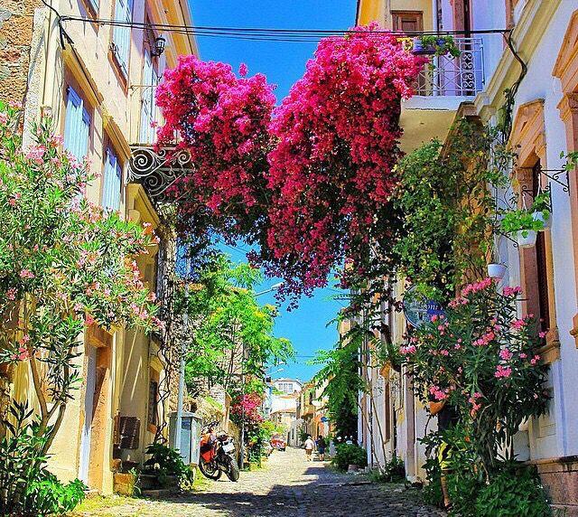 Cunda Island, Turkey