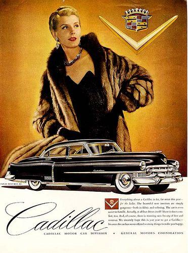 GM- 1951 Cadillac Sedan