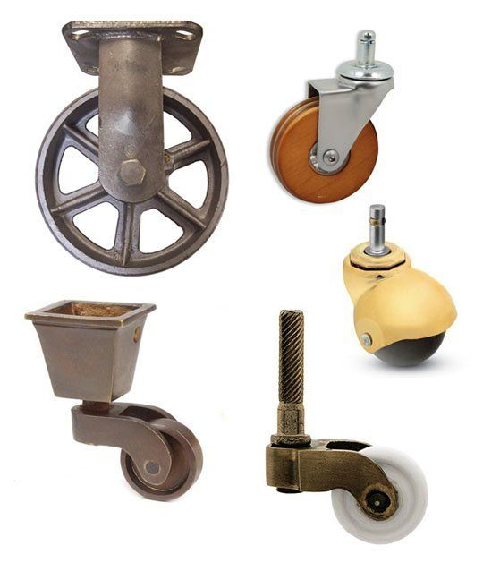Superb Casters Add Such An Interesting Touch To So Many Different Kinds Of  Decorative Pieces. You