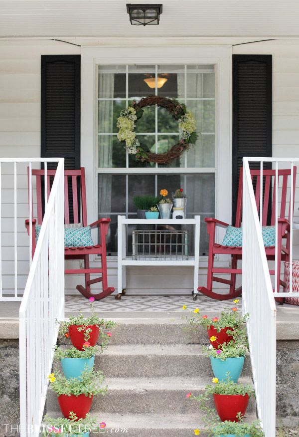 Porch Decor 266 best summer porch decor images on pinterest | summer porch