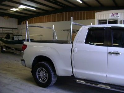 Custom Ladder Rack Aluminum Tundra Truck