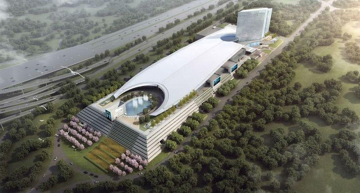 MGM National Harbor to open in December...