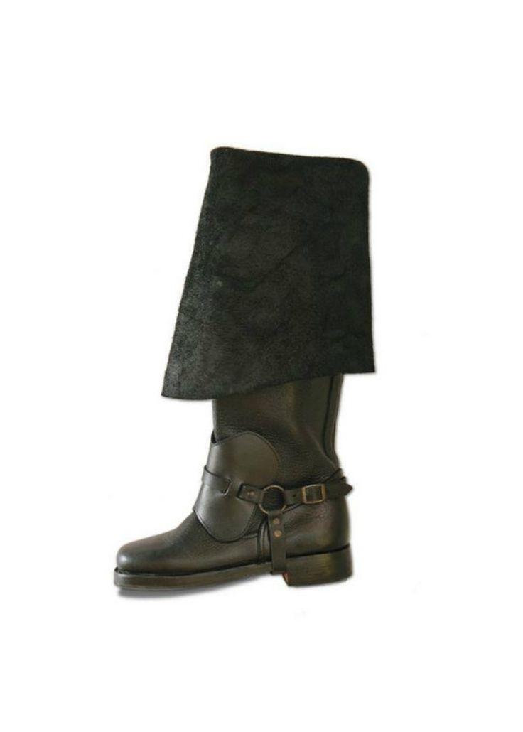 Barokke ridestøvler