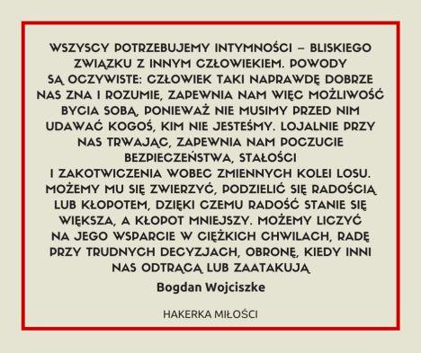 B.Wojciszke