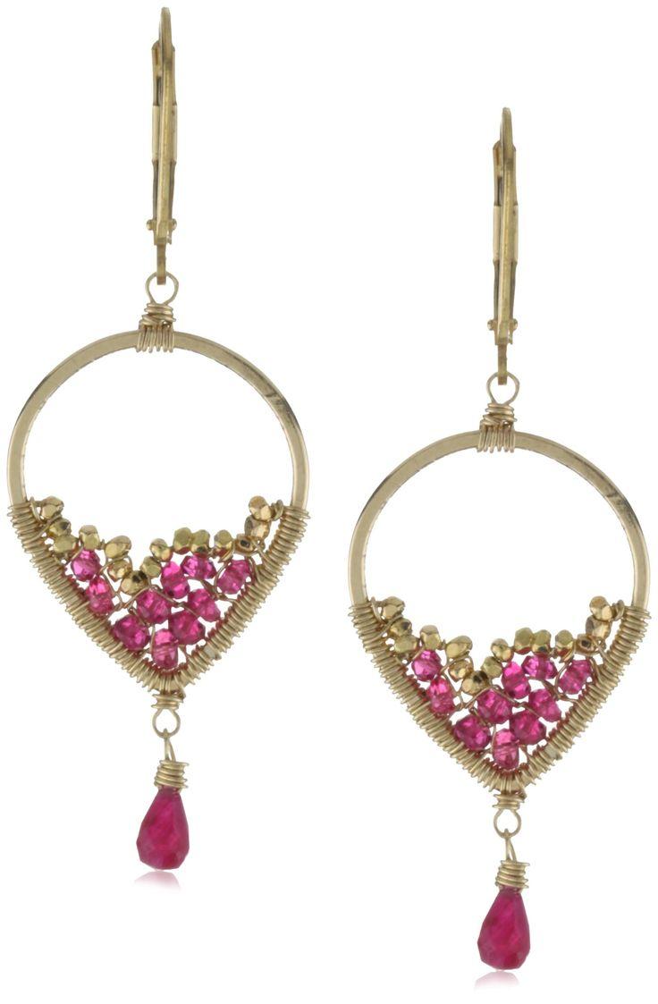 96 best Beading/Jewelry: Earrings images on Pinterest | Earrings ...